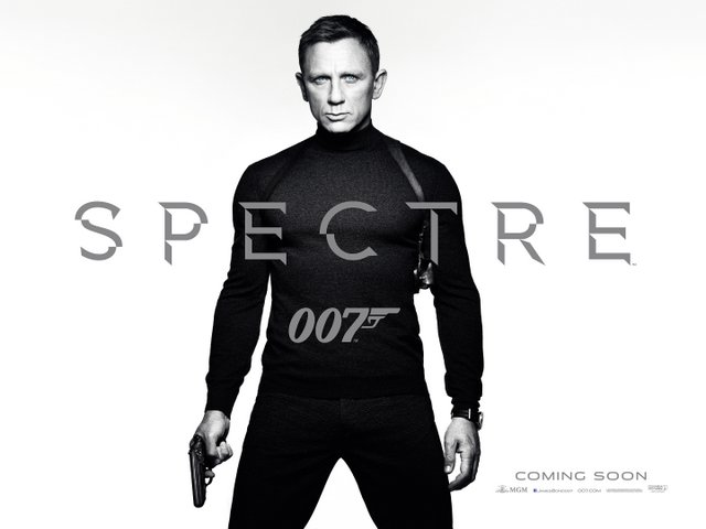 Spectre Review: Ghosts of Agents Past ~ By Brett Bunge (Spoiler Alert)
