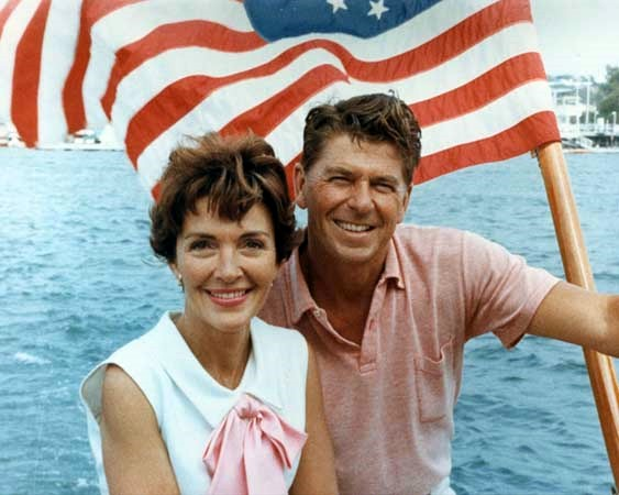Statement by the President and the First Lady On Passing Of Nancy Reagan