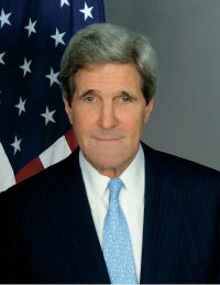"John Kerry Announces ""International Day of the Girl,"" Relief Efforts"