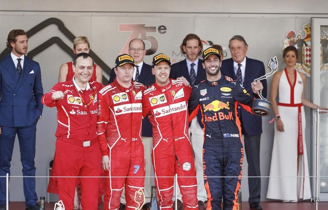 Crown Jewel of Formula One Goes to Vettel with Monaco Grand Prix Win.