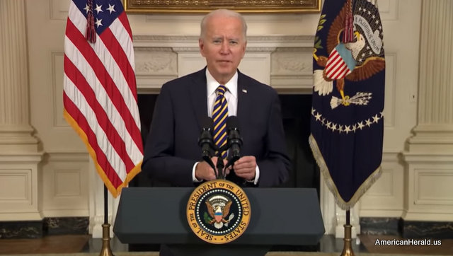 President Biden at Signing of an Executive Order on Supply Chains