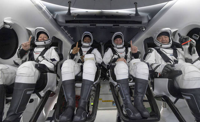 Crew-1 Astronauts Safely Splash Down After Space Station Mission